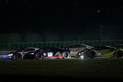 #44 Strakka Racing, McLaren 650S GT3: Jonny Kane, Loris Hezemans