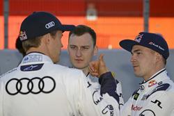 Mattias Ekström, Reinis Nitiss, Toomas Heikkinen, EKS, Audi S1 EKS RX Quattro