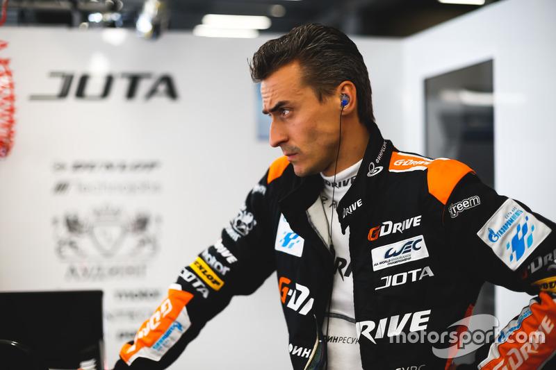 Роман Русинов, G-Drive Racing
