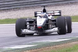 Mika Häkkinen, McLaren MP4/15