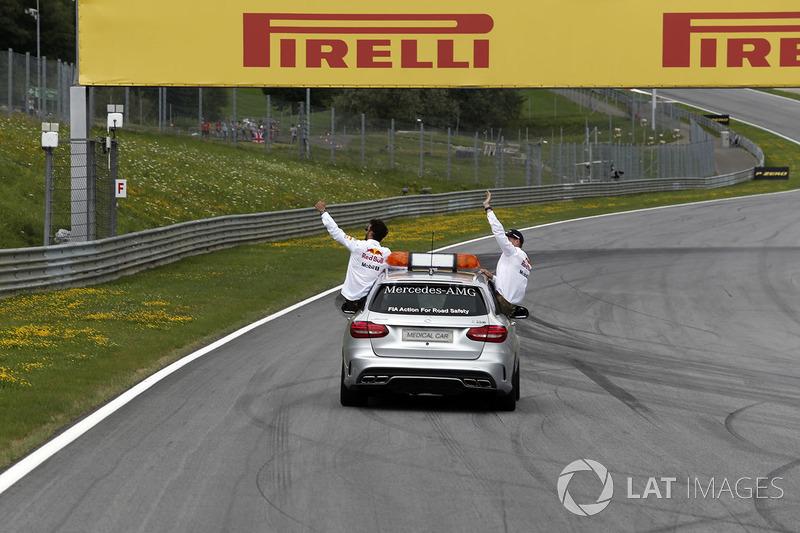 Даніель Ріккардо, Макс Ферстаппен, Red Bull Racing
