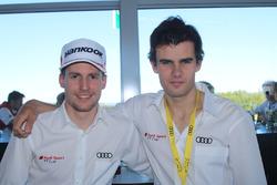 Philip Ellis und Yannik Brandt
