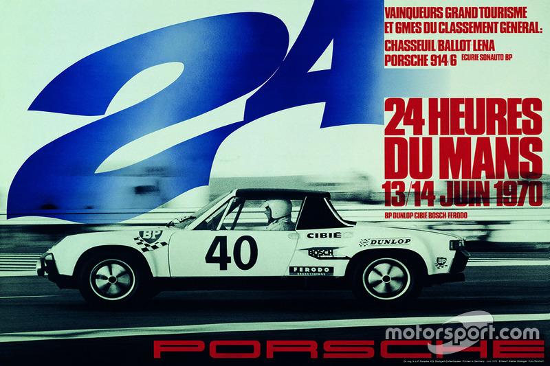 Posters históricos Porsche