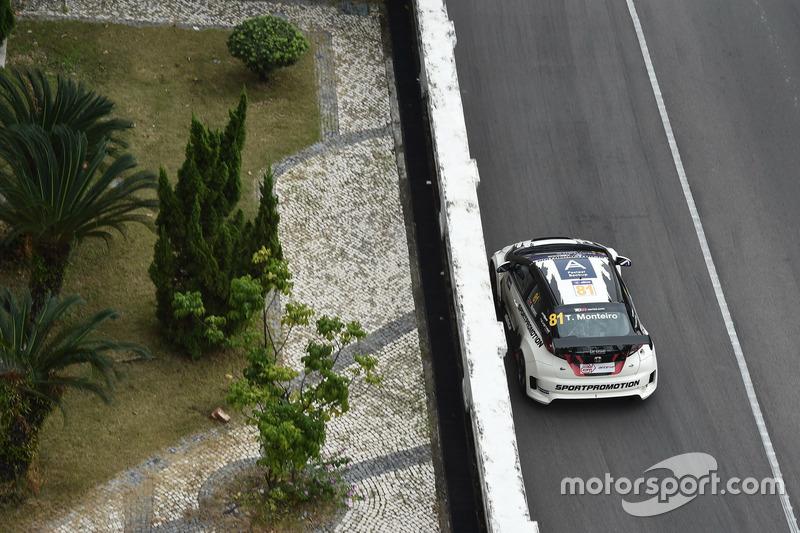 Tiago Monteiro, WestCoast Racing, Honda Civic TCR