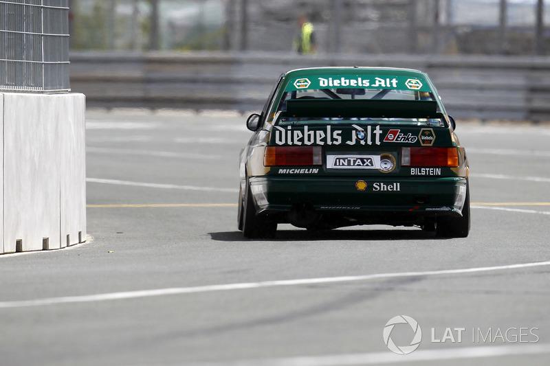 Рихард Вебер, BMW E30 M3 DTM