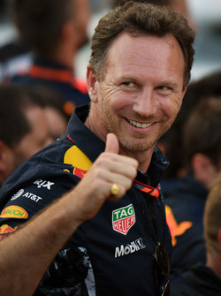 Christian Horner, Red Bull Racing