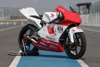 Honda NSF250 R Idemitsu Asia Talent Cup 2017