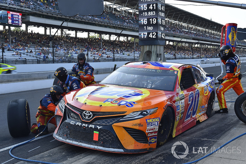 Matt Kenseth, Joe Gibbs Racing Toyota equipo