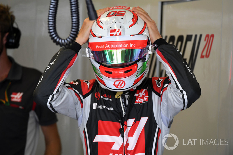 Антоніо Джовінацці, Haas F1