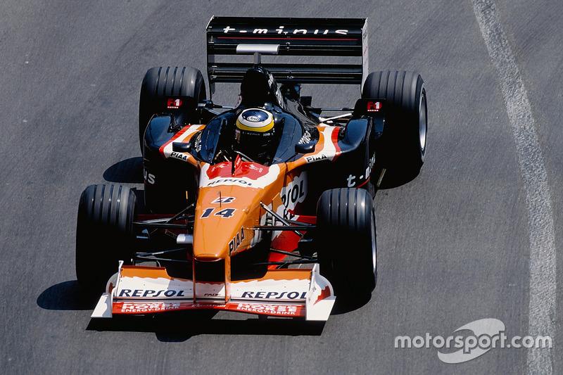 Педро де ла Роса, Arrows, 1999 год