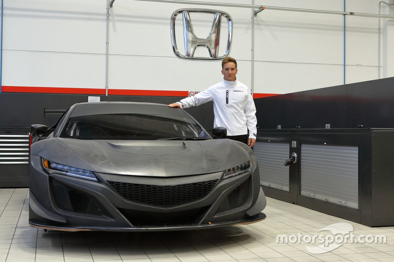 Renger van der Zande - Honda NSX GT3