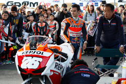Dani Pedrosa and the Dream Cup CBR250