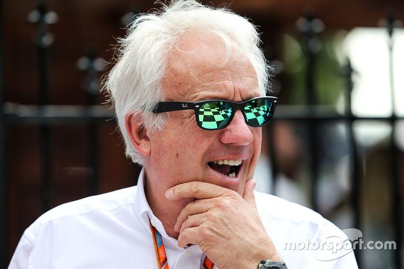 Charlie Whiting, Formel-1-Rennleiter