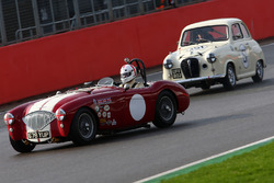 Silverstone Classic action