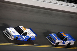Johnny Sauter, GMS Racing Chevrolet Spencer Gallagher, GMS Racing Chevrolet
