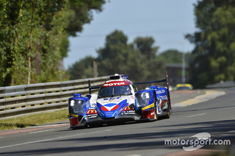 Disqualifiziert LMP2: #13 Vaillante Rebellion Racing, Oreca 07 Gibson