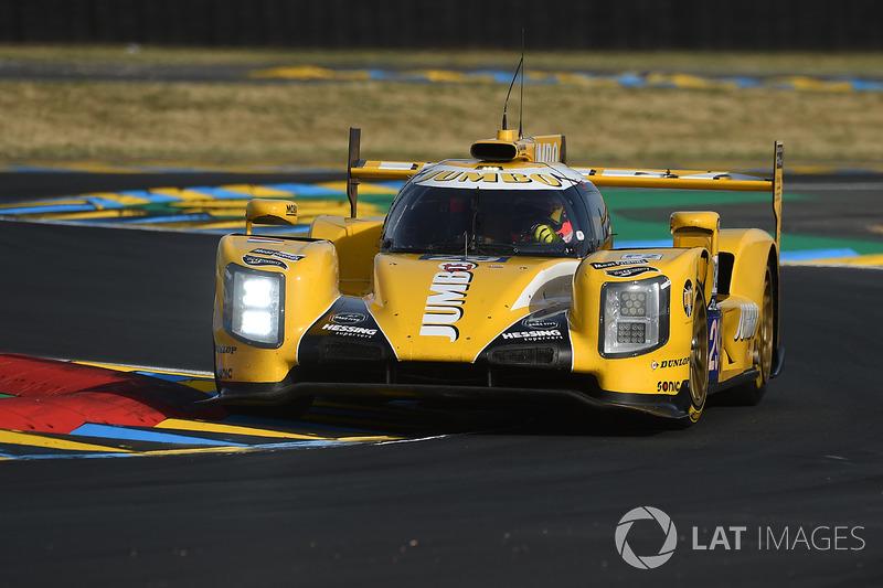 Rubens Barrichello estreou nas 24 Horas pela LMP2 e terminou a prova com o Dallara #29, ao lado dos holandeses Jan Lammers e Fritz van Eerd, na 12ª posição na LMP2 e na 14ª posição na geral.