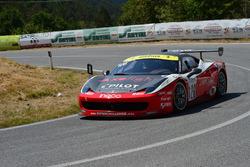 Roberto Ragazzi, Superchallenge, Ferrari 458 EVO