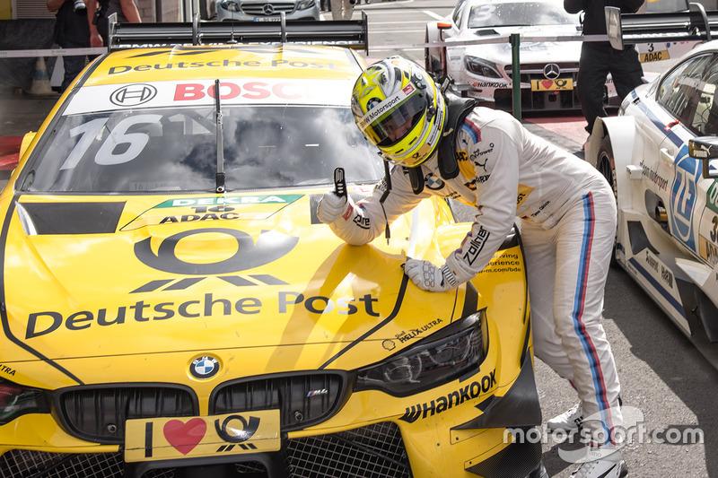 Timo Glock venceu a primeira do ano em Zandvoort, no sábado, pelo DTM.