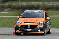 Fabian Eggenberger, Opel Corsa OPC, Flammer Speed Team