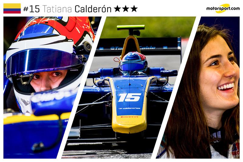 Tatiana Calderón - 24 ans