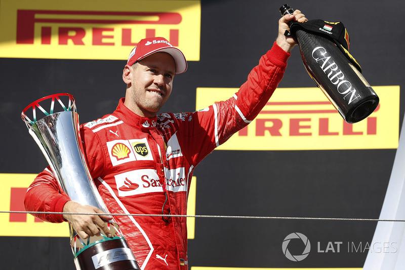 Mas a situação ainda estava sob controle. Com a vitória na Hungria, Vettel chegou às férias da F1 com 14 ponto de vantagem para Hamilton. A real maré de azar ainda estava por vir...