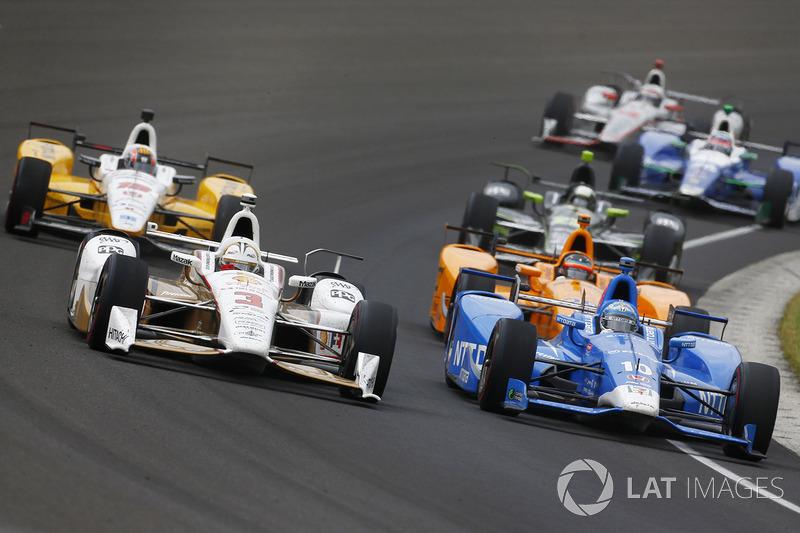 Le spectacle de l'Indy 500 a surpassé celui du joyau de la F1