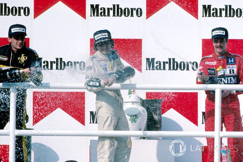 # 3: GP de Hungría en 1986 en Budapest