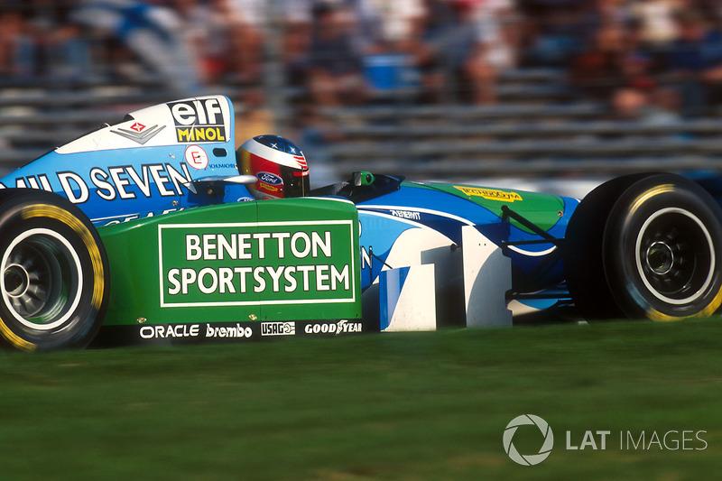 1994 European GP, Benetton B194