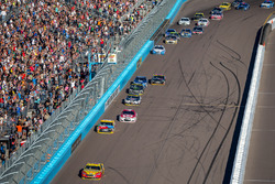 Joey Logano, Team Penske Ford takes the win