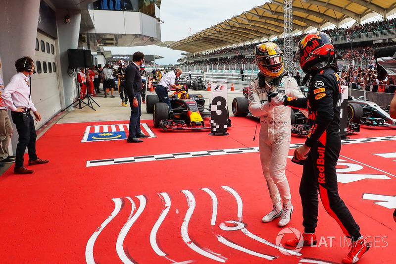 Na Malásia, um agradecimento pelo período que o país recebeu a F1