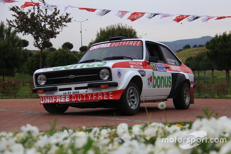 Burak Türkkan, Onur Aslan, Parkur Racing, Ford Escort Mk2 H2