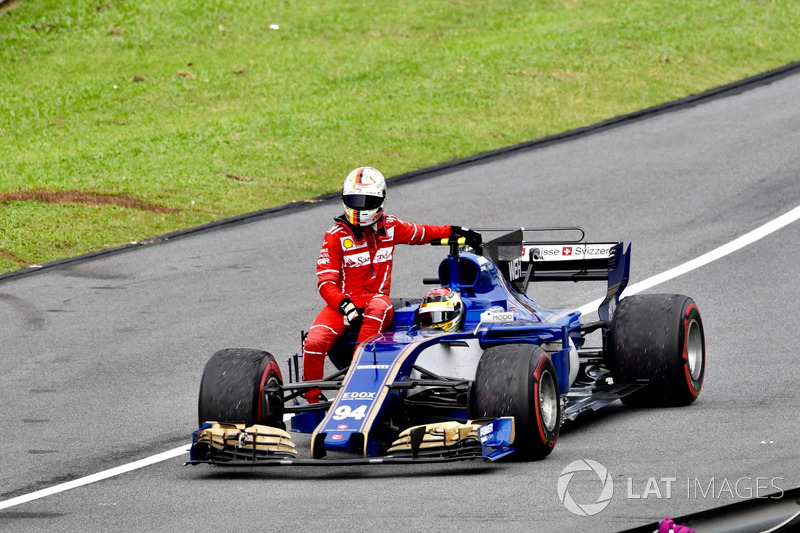 4e : Sebastian Vettel (Ferrari)