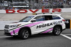 Streckensicherungsfahrezug: Toyota Highlander