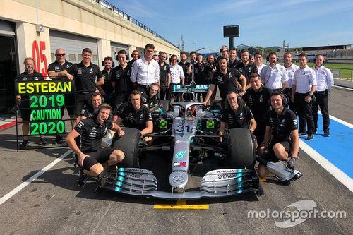 Essais Pirelli au Castellet (septembre)
