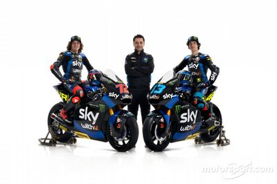 Sky VR46 Team launch