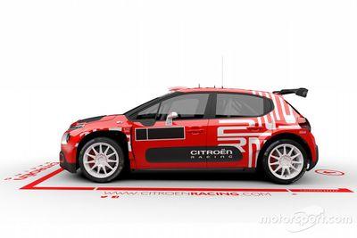 Presentación Citroën C3 Rally2