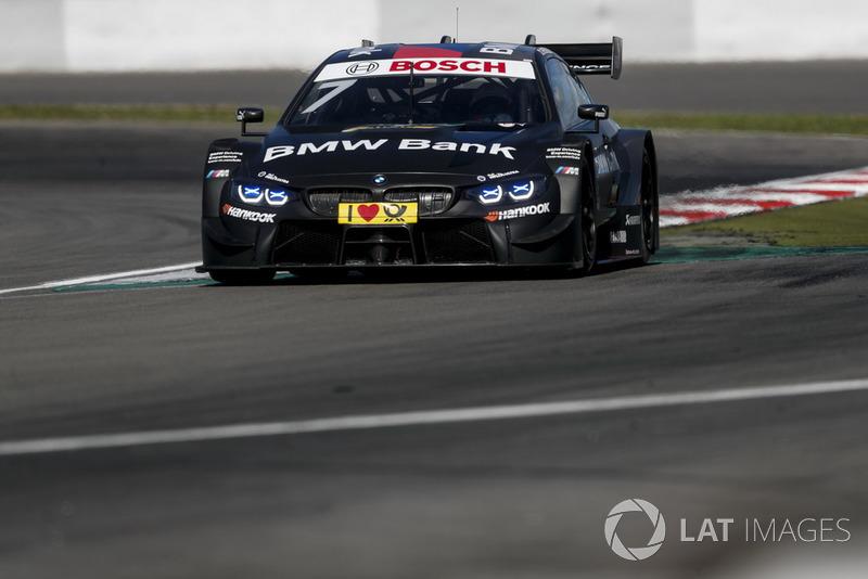 18. Bruno Spengler, BMW Team RBM, BMW M4 DTM