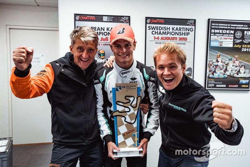 Karting CIK-FIA OK: Lorenzo Travisanutto