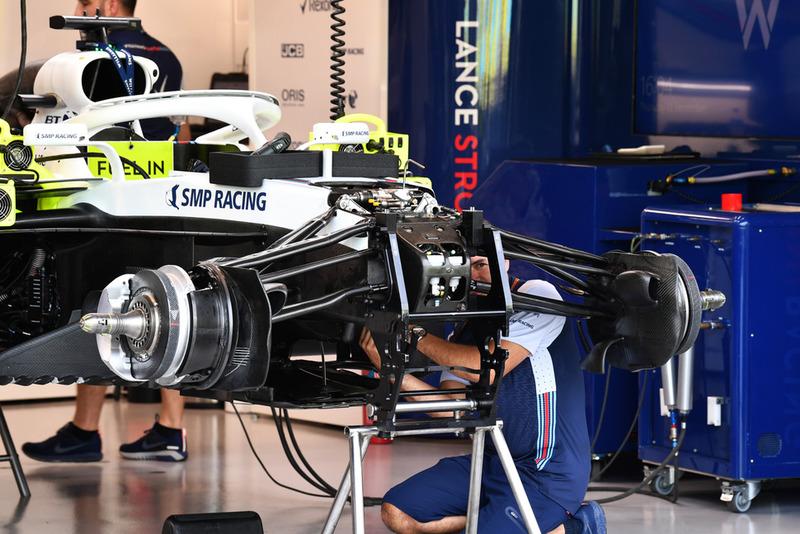 Technikai percek - Szingapúri Nagydíj 2018 - F1