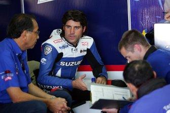 Gregorio Lavilla, Suzuki MotoGP