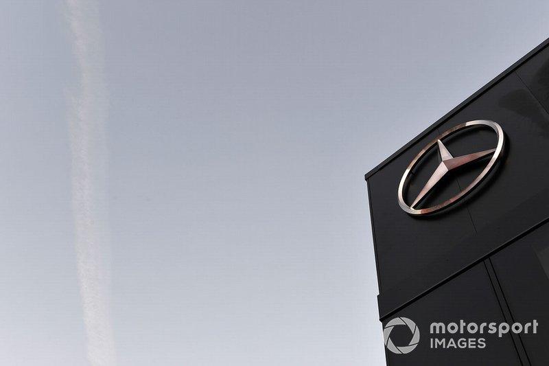 Logo de Mercedes-AMG F1