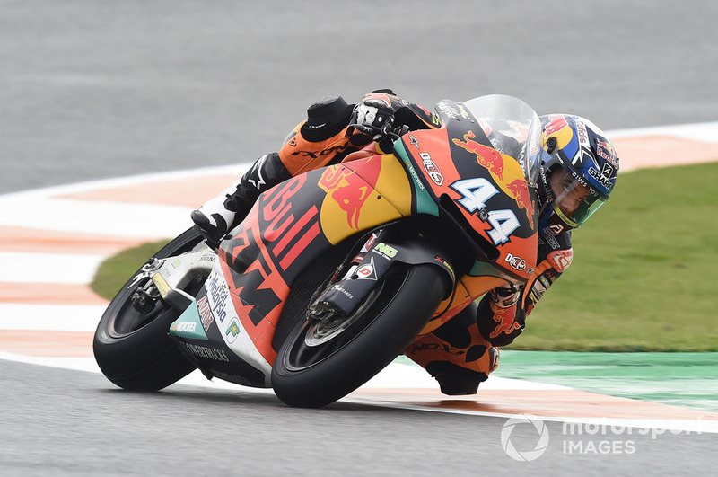 #44 Miguel Oliveira (Moto2) - 2018