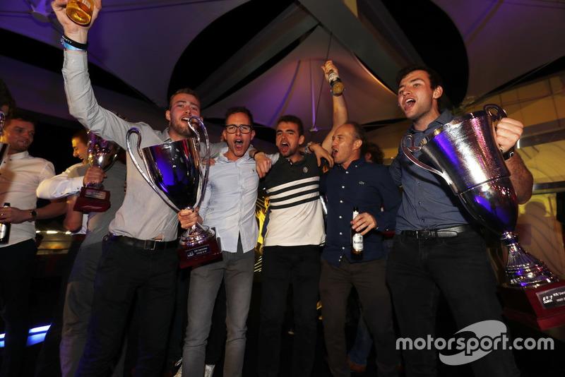 Saisonabschluss-Gala: Formel 2 & GP3