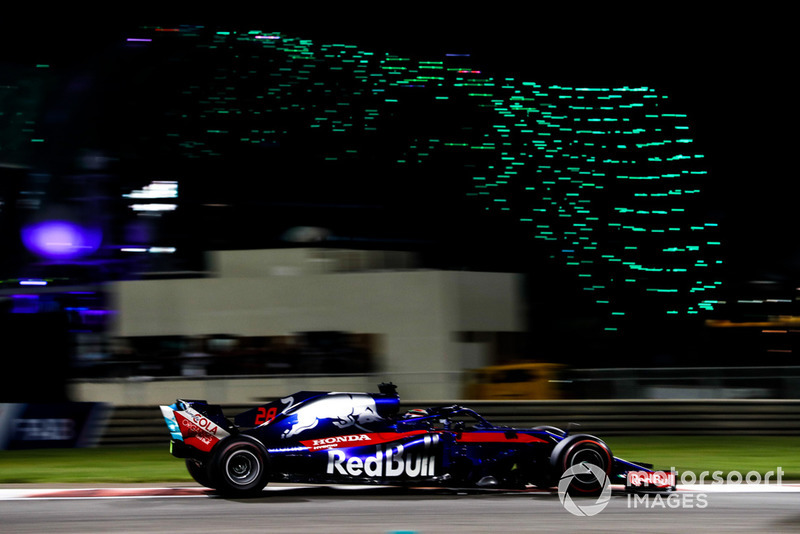 P12: Brendon Hartley, Toro Rosso STR13