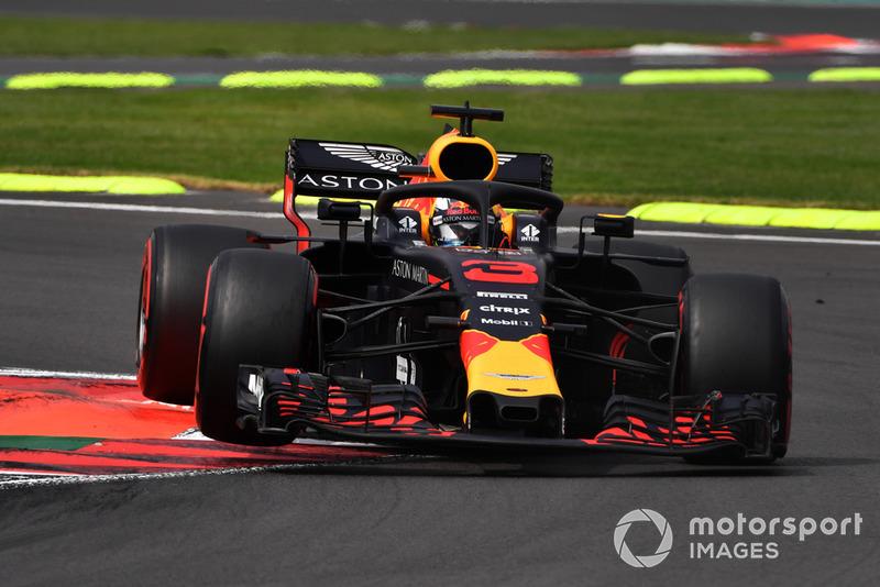 7 місце — Даніель Ріккардо, Red Bull