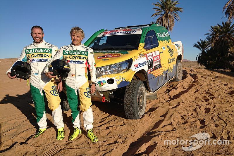 #38 Jesús Calleja y Eduardo Blanco, Overdrive Team