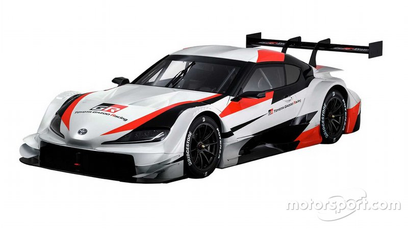 Toyota GR Supra Super GT Concept 2020 року