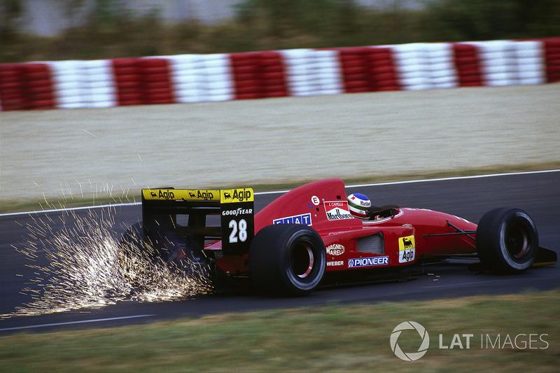 Іван Капеллі, Ferrari