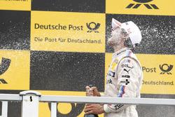 Podium: Bruno Spengler, BMW Team RBM, BMW M4 DTM